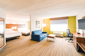 Suite, 2 Double Beds, Non Smoking (SPA)