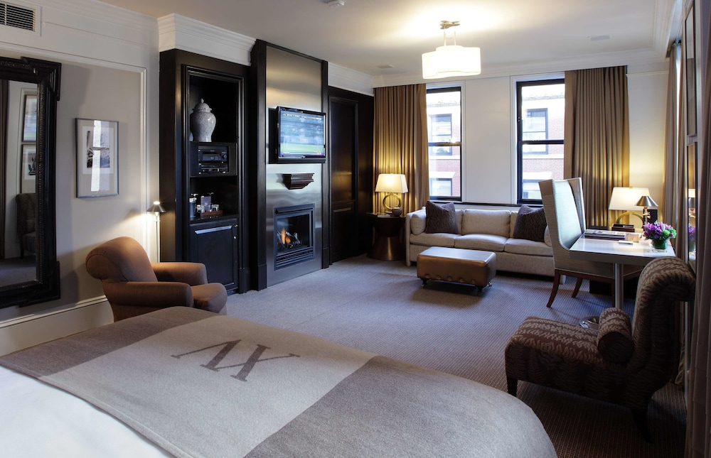 Classic Room, 2 Double Beds (Contemporary)