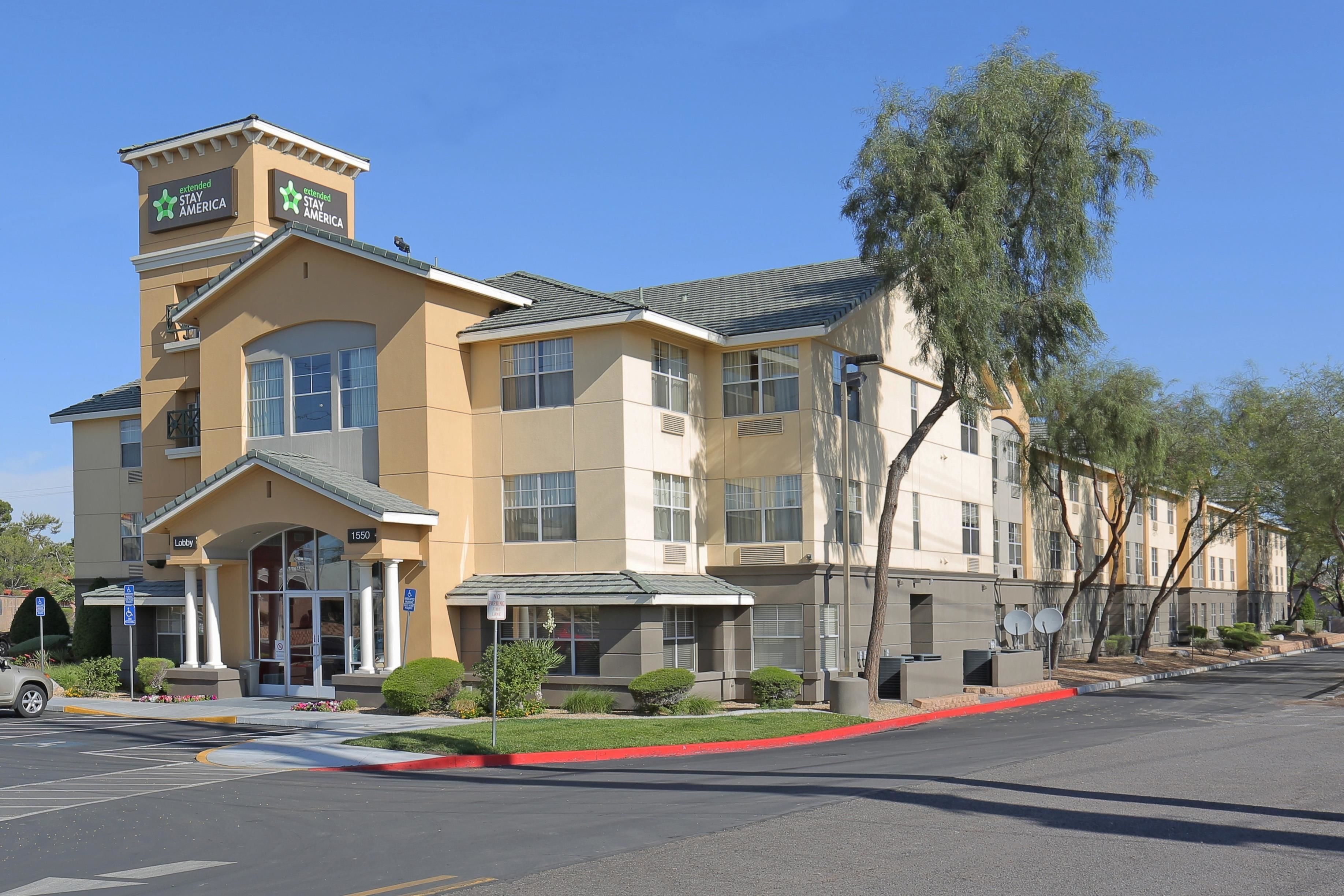 Extended Stay Deluxe Las Vegas - East Flamingo