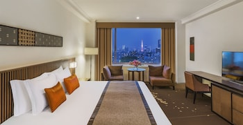 Tower Side Deluxe King Room (Non-Smoking) Tokyo Tower View + Sauna  Access