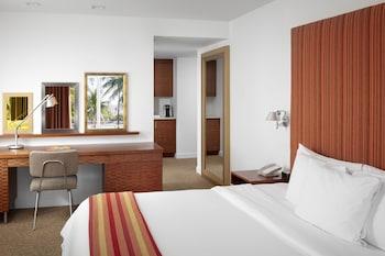 Luxury Room, 1 King Bed, Ocean View