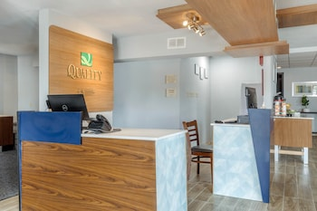 Hotel - Quality Inn Downtown - near Market Square