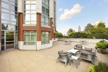 市中心百年奧林匹克公園大使套房飯店 Embassy Suites Atlanta at Centennial Olympic Park