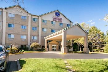基蘭凱富全套房飯店 Comfort Suites Keeneland