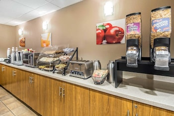 Clarion Suites Downtown Anchorage - Buffet  - #0