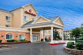Hotel - Clarion Suites Downtown Anchorage