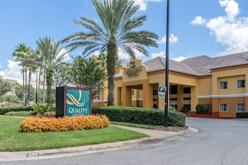 Hotel - Quality Suites Lake Buena Vista