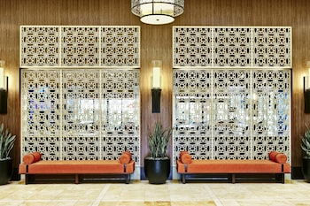 Lobby at Scottsdale Marriott at McDowell Mountains in Scottsdale