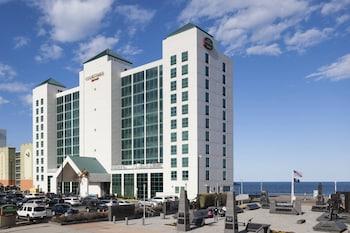 維吉尼亞海灘海濱萬怡飯店 Courtyard by Marriott Virginia Beach Oceanfront South