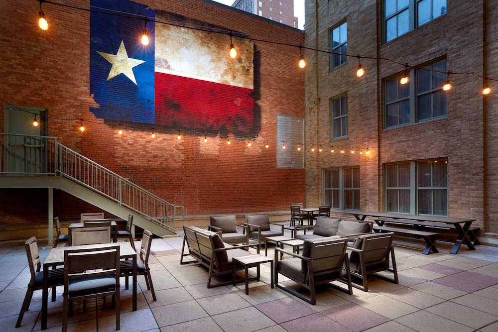 Hotel Courtyard by Marriott Fort Worth Downtown/Blackstone
