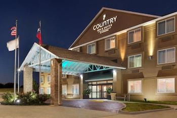 麗笙德州西沃思堡 I-30 NAS JRB 鄉村套房旅館 Country Inn & Suites by Radisson, Fort Worth West l-30 NAS JRB