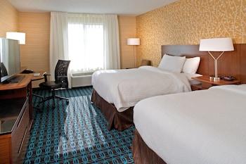 丹佛奧羅拉/醫療中心費爾菲爾德旅館及套房飯店 Fairfield Inn & Suites Denver Aurora/Medical Center