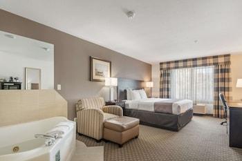 Room, Non Smoking, Hot Tub
