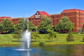 柯爾德斯德利姆萊辛頓格林希爾頓大使套房飯店 Embassy Suites by Hilton Lexington/UK Coldstream