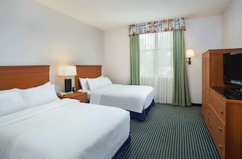 Premium Suite, Multiple Beds (2 Double Beds with Sofa Bed, Wellness)