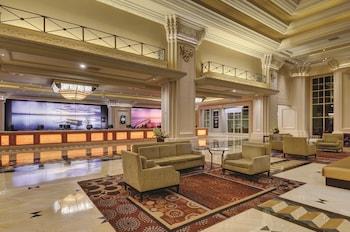 Lobby at Mandalay Bay Resort And Casino in Las Vegas