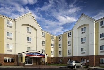 Hotel - Candlewood Suites Plano-Frisco