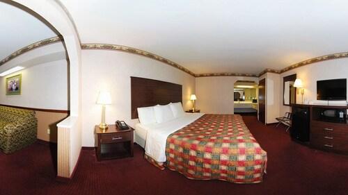 . Days Inn & Suites by Wyndham Pine Bluff