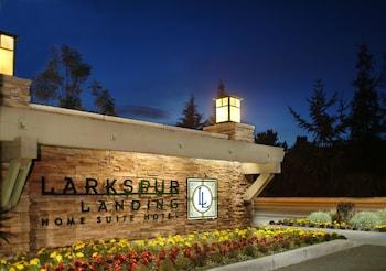 佛森拉克斯普蘭廷-全套房飯店 Larkspur Landing Folsom - An All-Suite Hotel