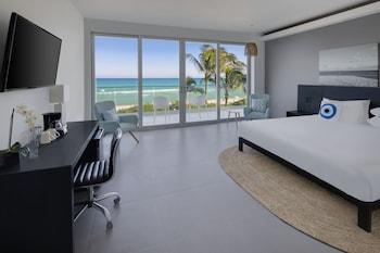 Oceanfront with Balcony