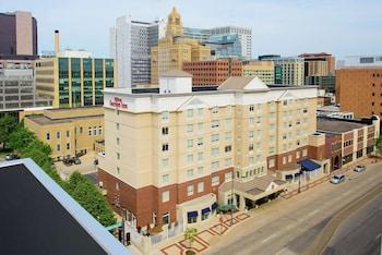 明尼蘇達州羅切斯特市中心希爾頓花園飯店 Hilton Garden Inn Rochester Downtown, MN