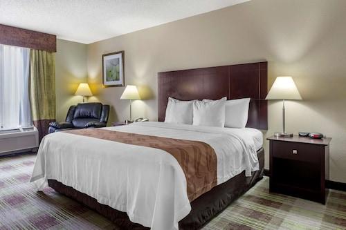 . Quality Inn St. Robert - Ft. Leonard Wood