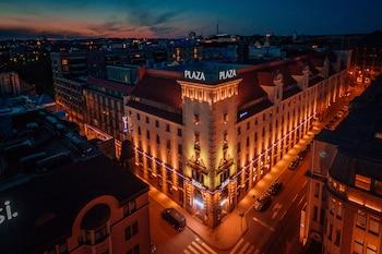 Hotel - Radisson Blu Plaza Hotel, Helsinki
