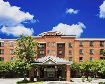 麗晶公園凱富全套房飯店 Comfort Suites Regency Park