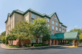 納什維爾法蘭克林冷泉凱富套房飯店 Comfort Inn & Suites Nashville Franklin Cool Springs