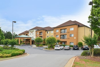 Hotel - Courtyard Suwanee by Marriott