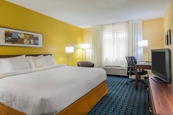 Hotel - Fairfield Inn by Marriott Albany University Area