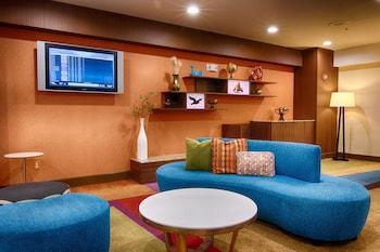 傑克遜維爾機場費爾菲爾德套房飯店 Fairfield Inn & Suites Jacksonville Airport
