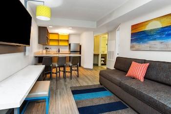 1 Bedroom King Suite with Kitchen