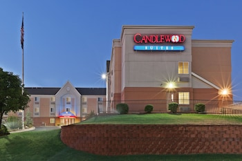 Hotel - Candlewood Suites Oklahoma City