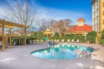 北卡羅萊納格林斯伯勒溫德姆拉昆塔套房飯店 La Quinta Inn & Suites by Wyndham Greensboro NC