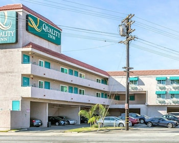 伯班克機場凱藝飯店 Quality Inn Burbank Airport