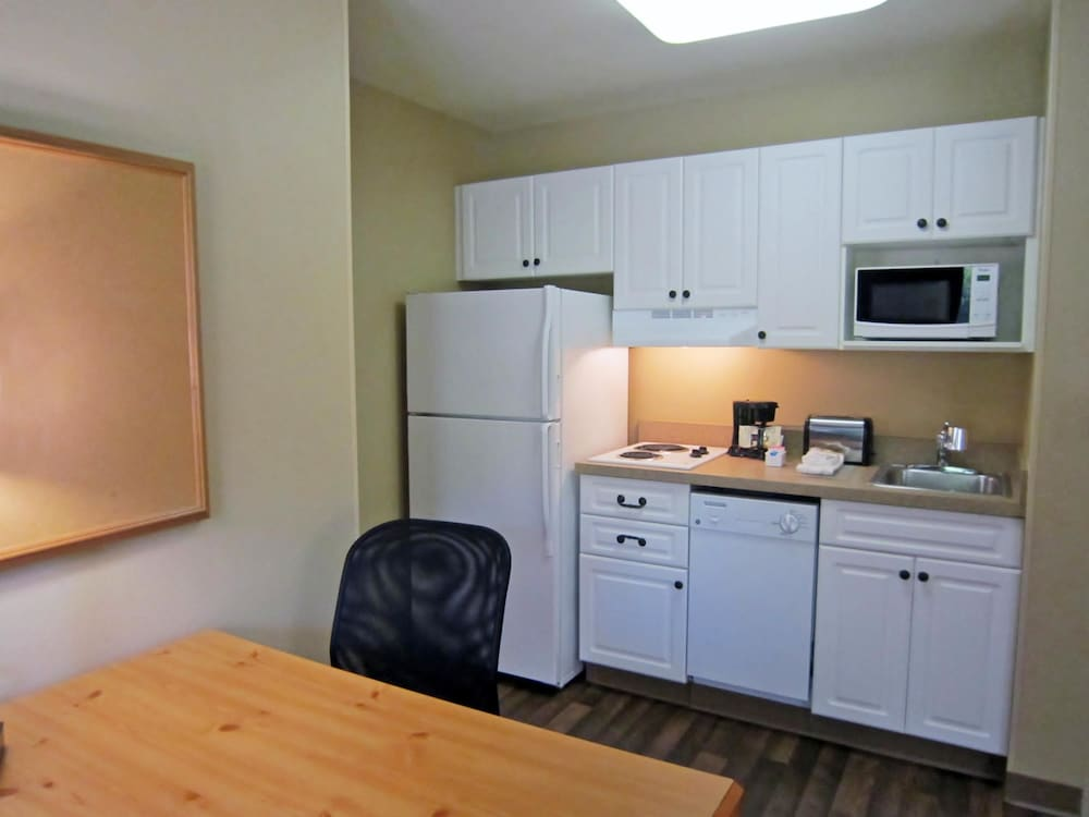 익스탠디드 스테이 아메리카 - 보스톤 - 월섬 - 32 4th Ave(Extended Stay America - Boston - Waltham - 32 4th Ave) Hotel Image 24 - In-Room Kitchen