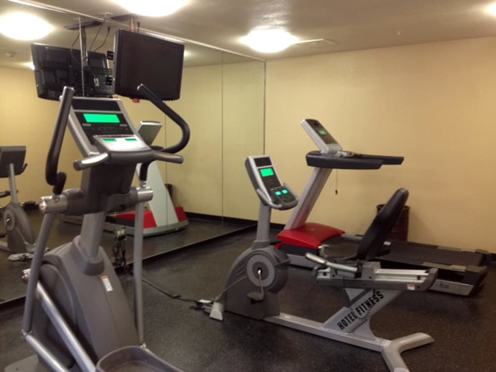 익스탠디드 스테이 아메리카 - 보스톤 - 월섬 - 32 4th Ave(Extended Stay America - Boston - Waltham - 32 4th Ave) Hotel Image 17 - Fitness Facility
