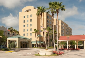 Exterior at SpringHill Suites by Marriott Convention Center/I-drive in Orlando
