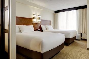 Room, 2 Double Beds, Plus Sofa Bed (High Floor)
