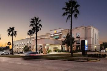 西南休士頓舒格蘭凱富套房飯店 Comfort Inn & Suites SW Houston Sugarland