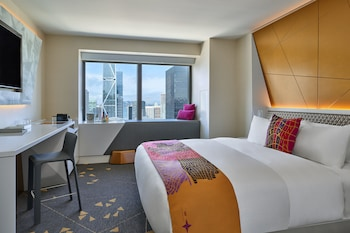Fabulous Room, Room, 1 King Bed, City View
