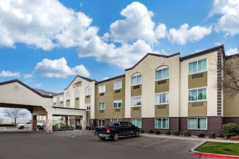 Hotel - Comfort Suites The Colony - Plano West