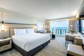Room, 1 King Bed, Ocean View