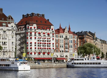Book Hotel Diplomat in Stockholm.