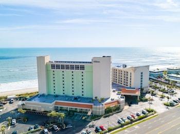 墨爾本海灘希爾頓飯店 Hilton Melbourne Beach Oceanfront