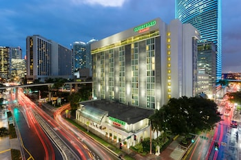Hotel - Courtyard by Marriott Miami Downtown