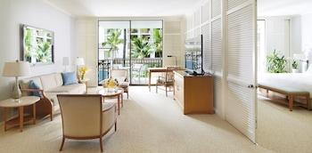 Suite, Pool View