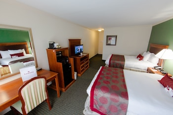 Deluxe Room, 2 Queen Beds, Accessible