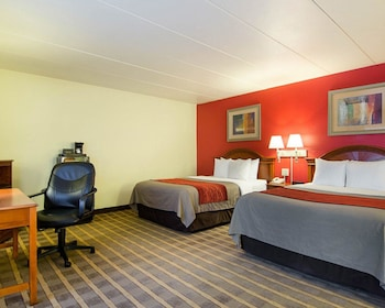 Standard Room with 2 Queen Beds - Non-Smoking